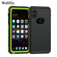 3751bf54391 For Iphone X Case Outdoor Mobile Phone Protective Cover For Iphone 8 Case  Shockproof Off Road