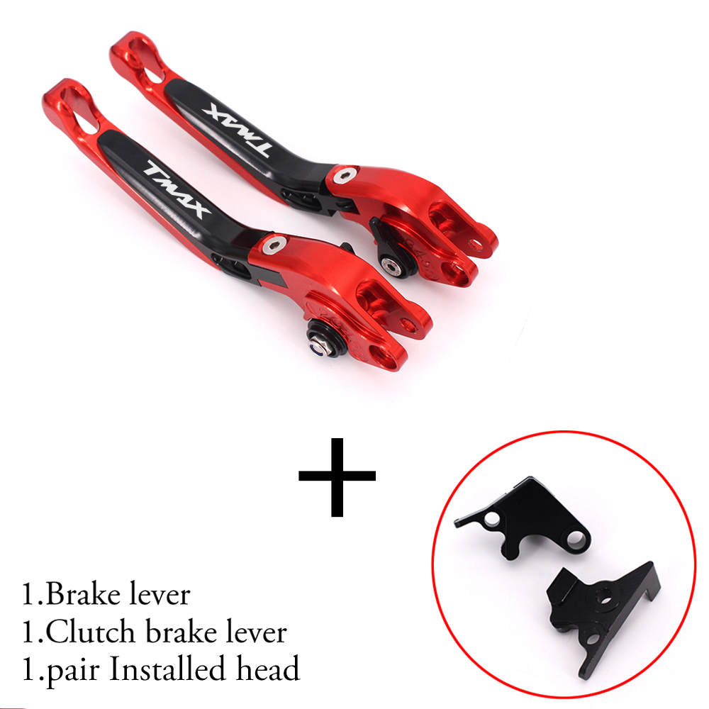 Folding Extendable Brake /& Clutch Levers For XP500 T-MAX 530 2010-2016