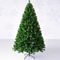 1.8 메터/180 센치메터 암호화 혼합 팁 잎 자동 크리스마스 트리 크리스마스 쇼핑몰 홈 장식 에센