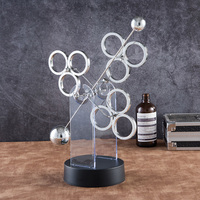 2019 Time limited New Instrument, Object Newton Desktop Furnishing Articles Household Craft Adornment Kinetic Art