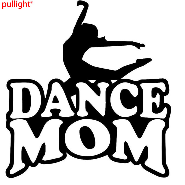 21 3cm22 9cm dance mom car car truck bumper window sports funny car stickers