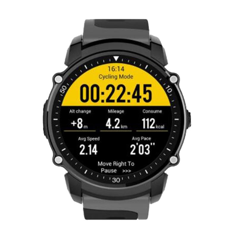 New FS08 GPS Smart Watch IP68 Waterproof MTK2503 Bluetooth Heart Rate Fitness Tracker Multi-mode Sports Monitoring Smartwatch smart baby watch q60s детские часы с gps голубые