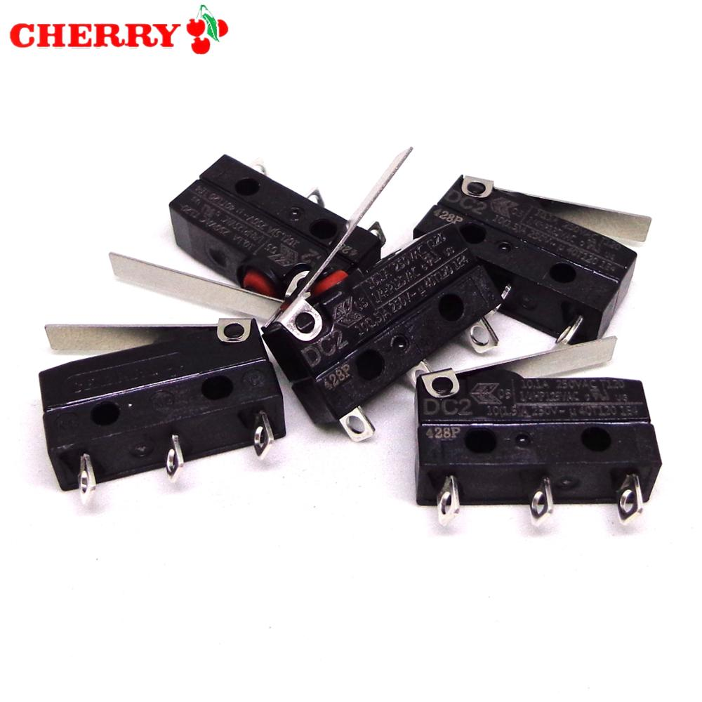 10PCS CHERRY ZF Micro Switch DC2 DC2C-A1LA DB2 DB2C-A1LA NEW And ORIGINAL
