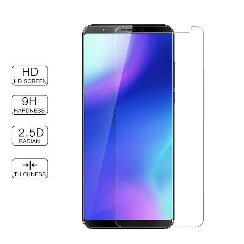 2PCS 9H Tempered Glass for Cubot Nova J3 Pro A5 P20 Power R11 H3 Note Plus R9 Rainbow 2 X18 Protective Film Screen Protector