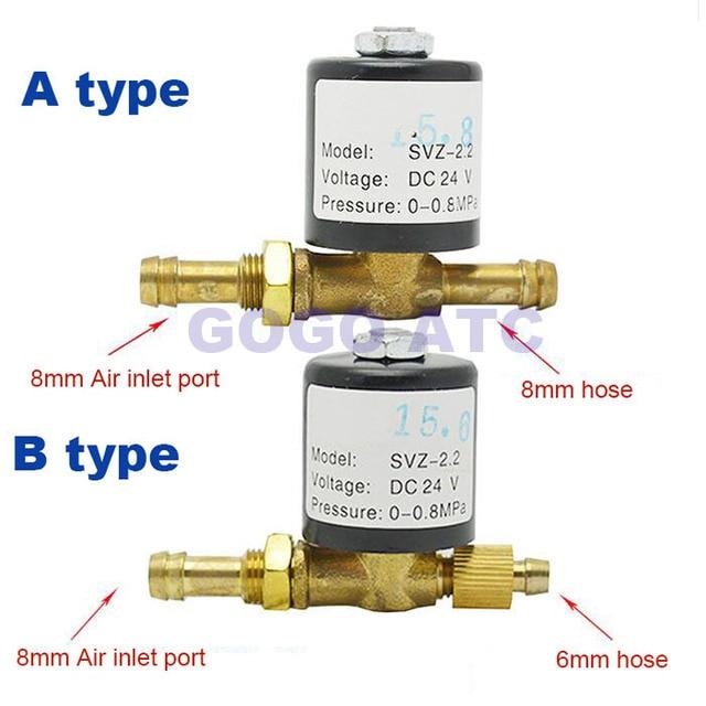 argon arc electric welding machine air gas valve orifice 1. Black Bedroom Furniture Sets. Home Design Ideas