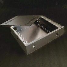 de aluminio radiador caja