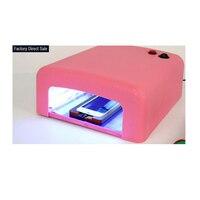 40W UV GEL Curing Lights UV Glue Dryer LED Light For Repairing Cell Phone Screen UV