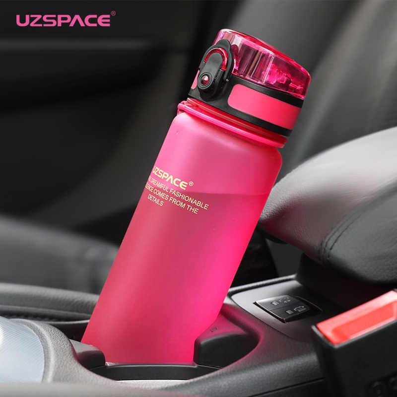 Water Flessen 500/1000 Ml Shaker Lekvrij Outdoor Sport Direct Drinken Mijn Fles Tritan Plastic Milieuvriendelijke Drinkware Bpa Gratis