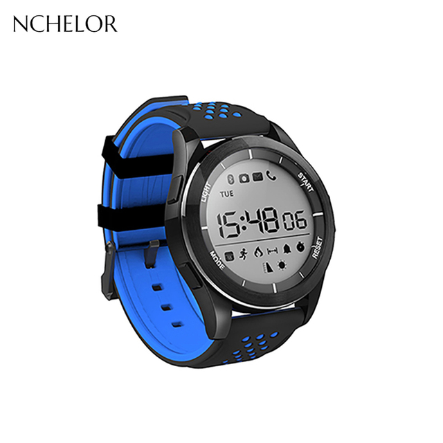 Smartwatch 2018 new luxury watch Step count Information reminder g shock  watch style best automatic watches 79a00d2849