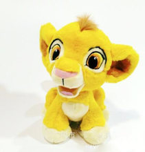 Cute New Movie The Lion King Simba Plush Toys Soft Stuffed Simba The Little Lion Doll Kids Gifts Christmas PLush Toy(China)