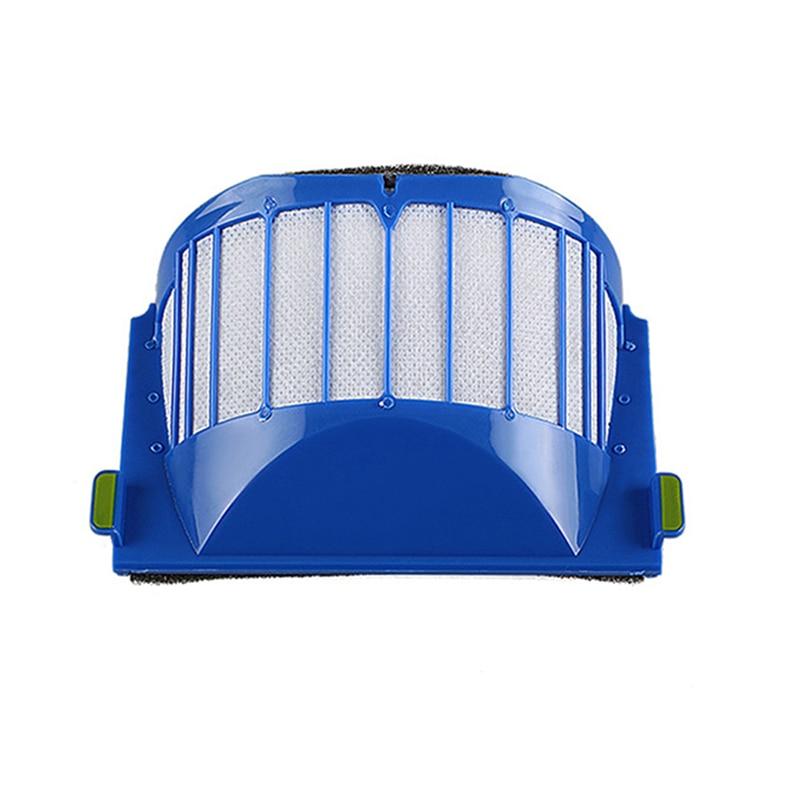 1Pc Aero Vac Filter For IRobot Roomba 500 600 Series 528 552 564 595 610 615 620 625 630 650 660 670 Vacuum Cleaner Accessory