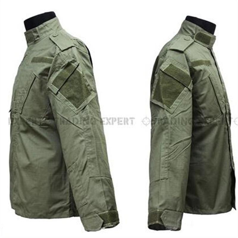 us army military uniform for men OD Green BDU Uniform [CL-02-DG] sylvia day men out of uniform