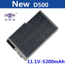 laptop battery for DELL  510M 600M,D500 D505 D510 D520 D530 D600 D610
