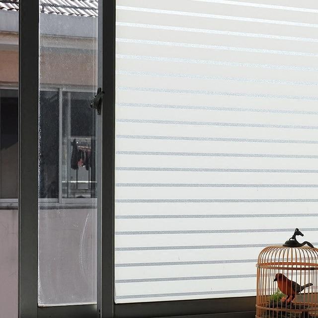 Transparante Ondoorzichtigheid Glas Sticker Geen Gel ...