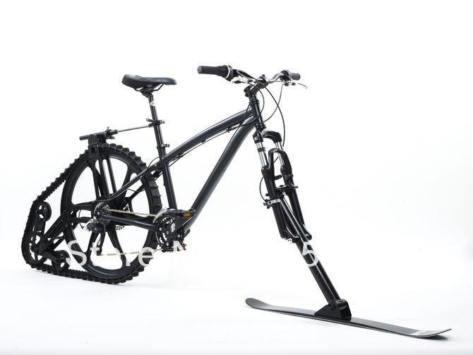 Snow Bike Conversion Kits Ktrack Skis Track Wheel ,Winter