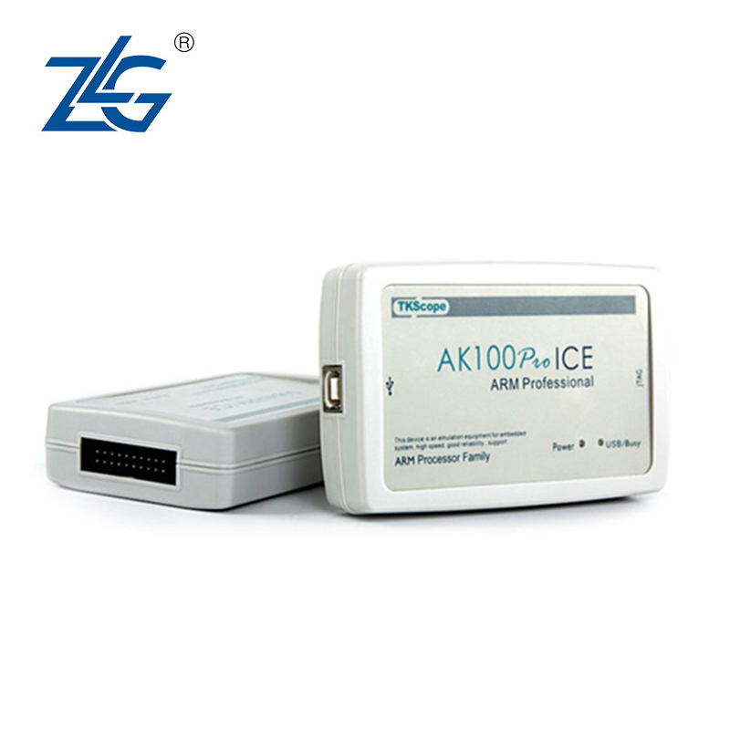 US $499 99 |For ZLG Zhiyuan electronic Zhou Li Gong AK100Pro ARM  Professional Edition simulator downloader official authentic hot sale-in  Network