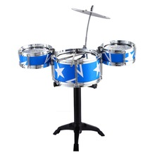 Jazz Drum Kids Early Education Toy Percussion Instrument Great Gift Children Kid's Toys Gift Musical Toy Musical Instruments