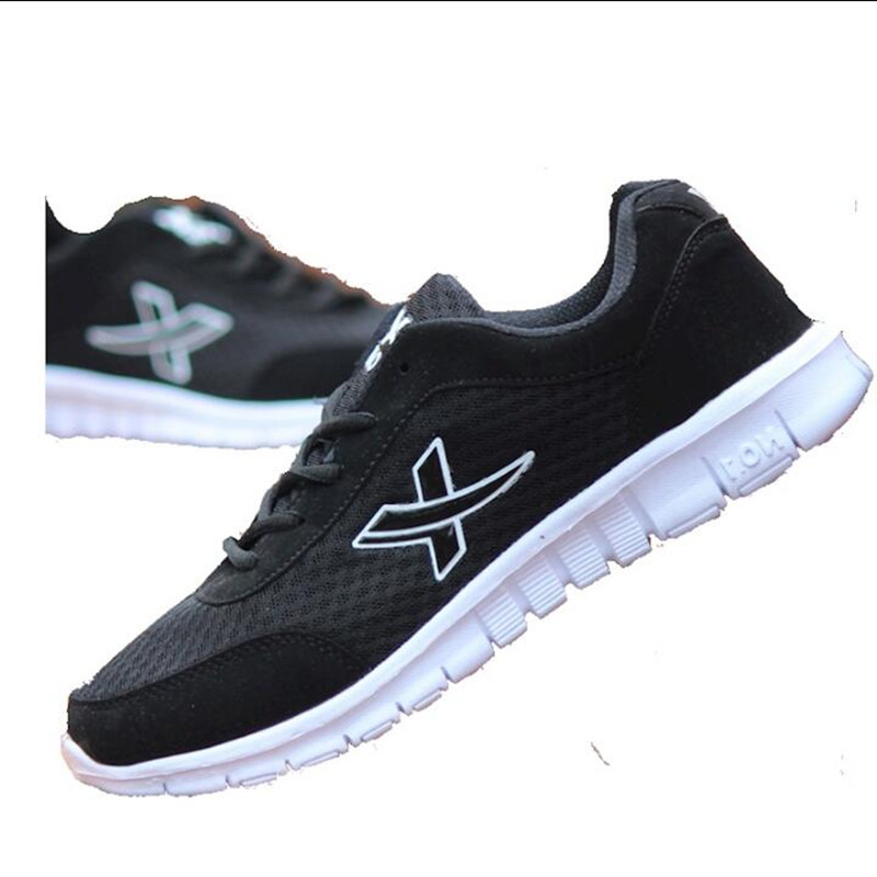 2017 Hot Breathable Mesh Man Casual Shoes Flats Drive Casual Shoes Men Shoes Zapatillas Deportivas Hombre Mujer bmai mens running shoes mesh breathable anti slip outdoor sport sneakers stability shoes zapatillas deportivas hombre for men