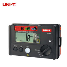 UNI-T UT581 Digital RCD (ELCB) Testers Data Hold Over-Range Display Free Shipping