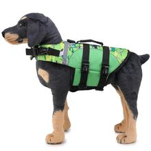 Dog Swimwear Life Jacket for Small Medium Large Summer Swimming Pool River Reflective Clothes
