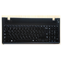 Russian New Laptop Keyboard With Frame For Samsung NP355E5C NP355V5C NP300E5E NP350EC NP350V5C BA59 03270C RU