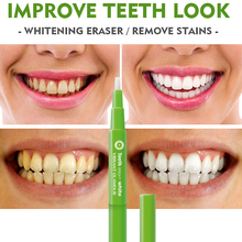 3D White Teeth Whitening Pen Tooth Gel Whitener Bleach Remove Stains Oral Hygiene Instant Smile Pro Nano Kit !
