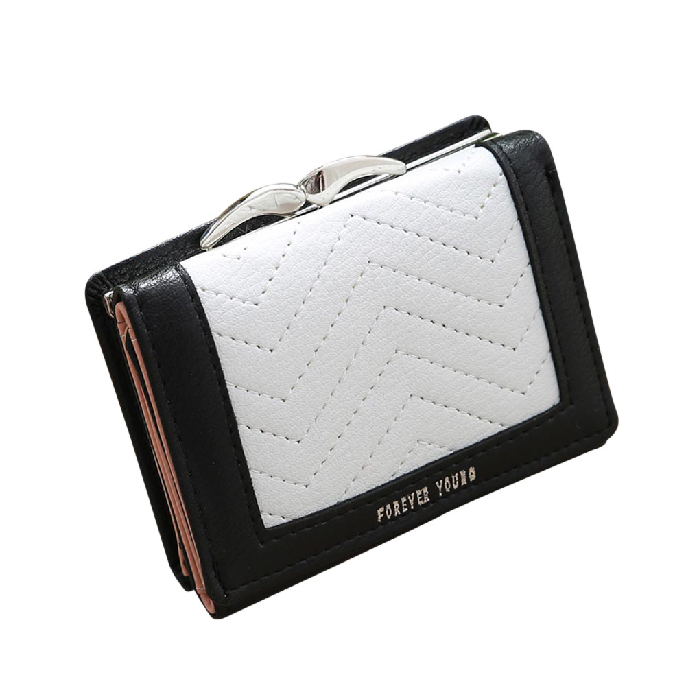 xiniu Simple wallet women womens wallets Retro Hasp Short Wallet Coin Purse Card Holders porte monnaie femme cartera mujer
