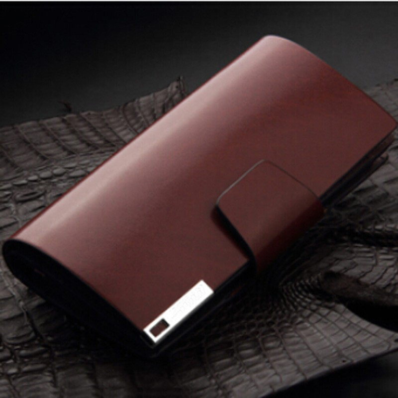 mulheres dos homens carteira projeto Main Material : Genuine Leather Wallets