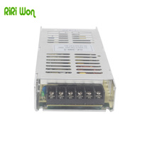 5V 40A 200W Switching Power Supply Driver For LED Strip AC 220V Input To DC