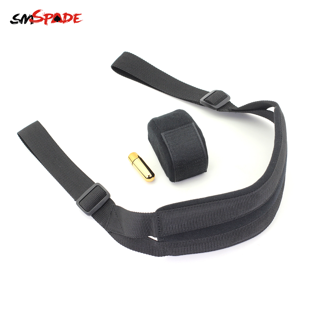 Smspade Bdsm Bondage Restraints Adult Sex Games Female Chastity Belt Sex Swing With Free Gift Vibrating Egg Bdsm Sex Products Sex Products