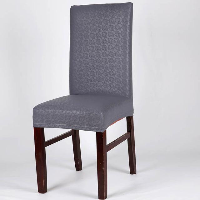 Kullanisli Pu Deri Elastik Sandalye Kilifi Yemek Strec Icin Dugun Ziyafet Otel Yikanabilir Hogard Jy05