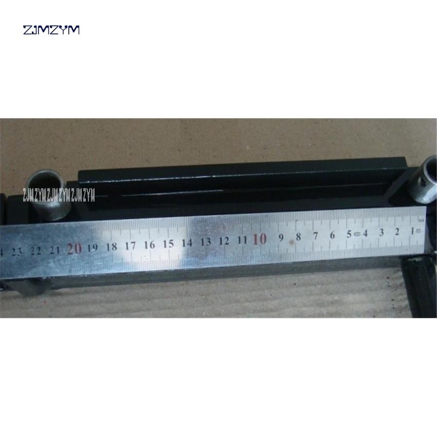 Small manual folding machine / bending machine / ZB-L210 (powerful) bending machine, Maximum bending width 210mm,2mm thickness
