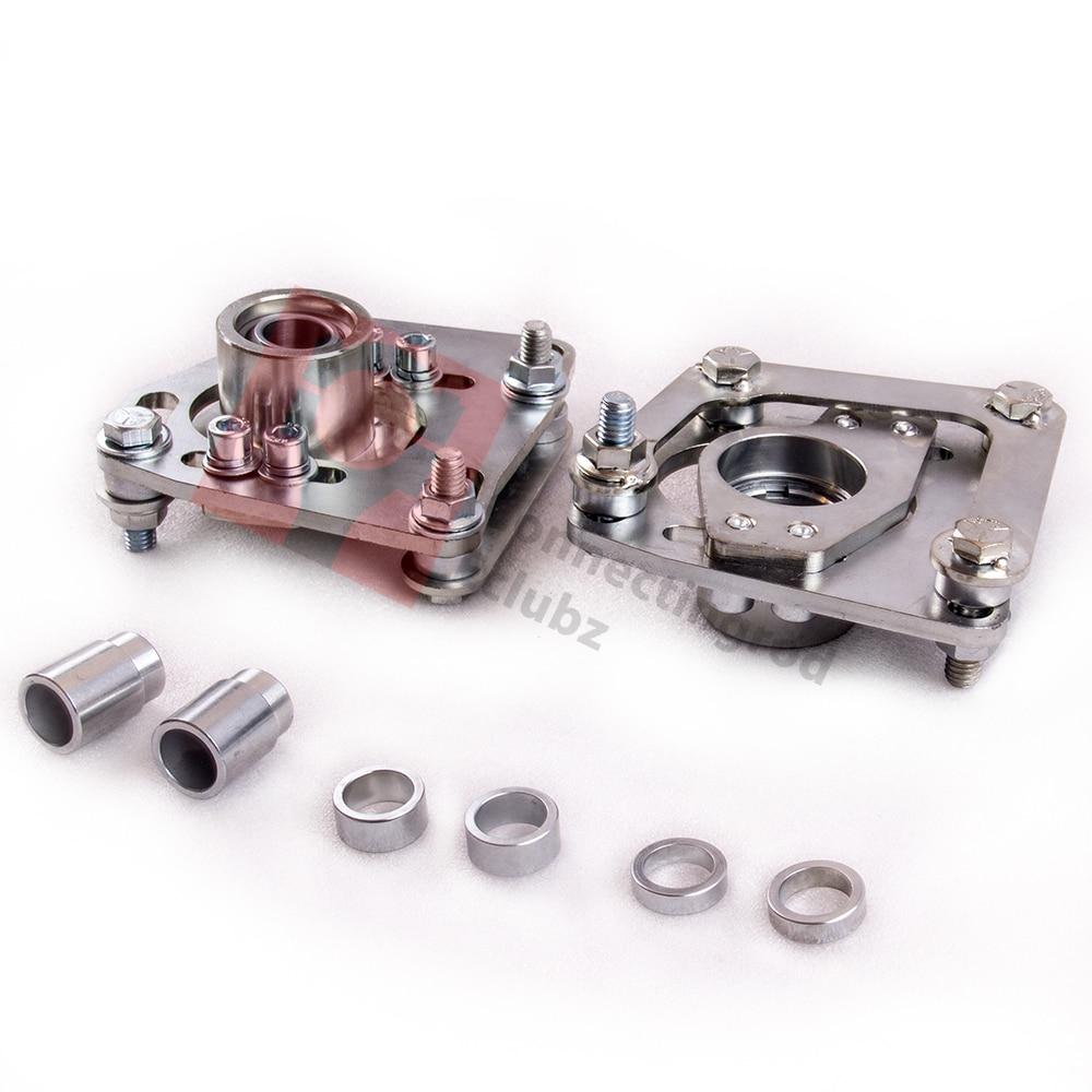 For 94 04 Ford Mustang V6 V8 Gt Camber Caster Plates