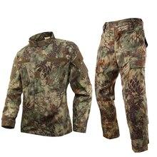 Kryptek Duty Uniforms/ Kryptek tactical BDU uniforms/US Military Mardrake uniforms (jacket & pants)