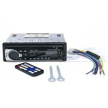 Auto Bluetooth Autoradio Stereo Radio FM Aux del Ricevitore di Ingresso SD USB JSD-520 12 v In-dash 1 din Car MP3 Multimedia Player