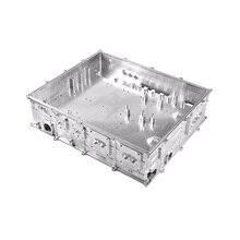 Aluminium CNC gefräste fall, CNC bearbeitung tank, CNC bearbeitung box, überlegene mechanische dienstleistungen