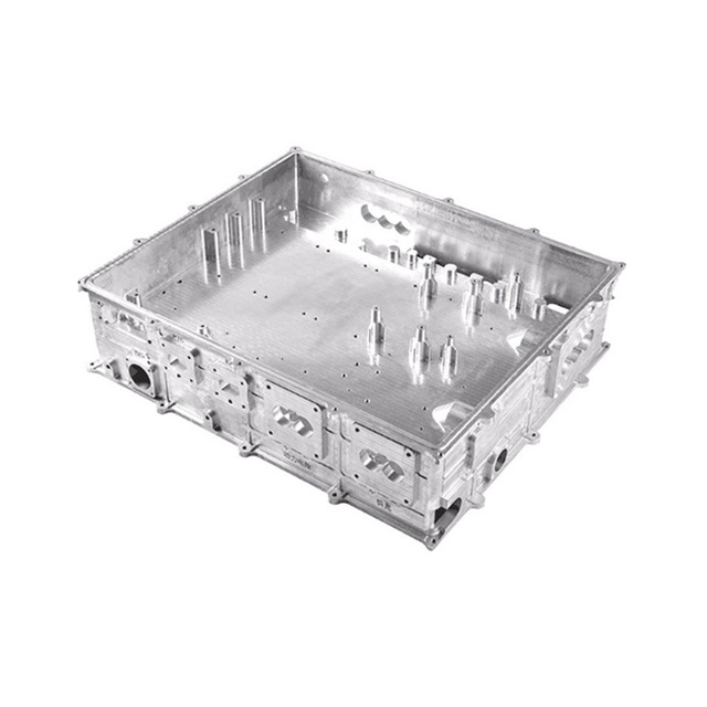 Aluminium Cnc Gefreesd Case, Cnc Bewerking Tank, Cnc Bewerking Doos, Superieure Mechanische Diensten