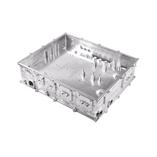 Aluminum CNC machined case, CNC machining tank, CNC machining box, superior mechanical services