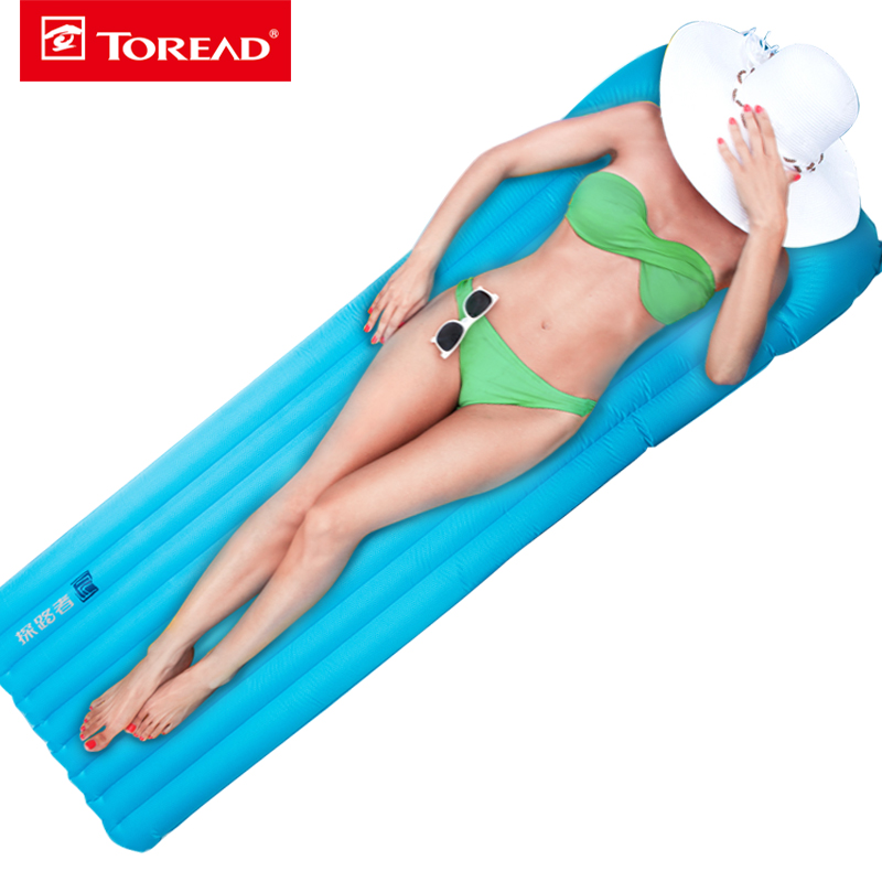 toread rpida saln sof cama de aire inflable del agua bolsa de agua camping aire sof