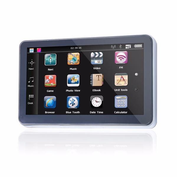 Shunwei 7.0-Inch Portable GPS Navigator with  Backup Camera  MP3, MP4, FLASH play, image browsing Lifetime Maps 5.20Shunwei 7.0-Inch Portable GPS Navigator with  Backup Camera  MP3, MP4, FLASH play, image browsing Lifetime Maps 5.20