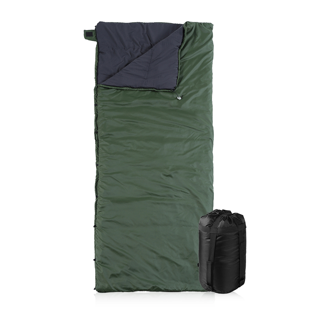 Image 2 - Multifunctional Camping Hammock Sleeping Bag Underquilt Lightweight Camping Quilt Packable Full Length Under Blanket-in Sleeping Bags from Sports & Entertainment