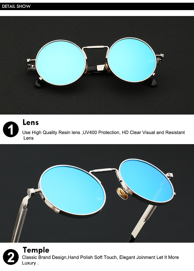 Vintage-Retro Sunglasses c15
