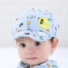 543710f442d7  5001 Bébé Enfant Garçon Fille Enfant En Bas Âge Infantile Chapeau Petite  Voiture Baseball Béret