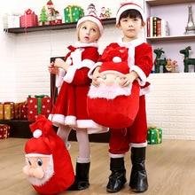 Christmas Baby Girls Boys Dress Set