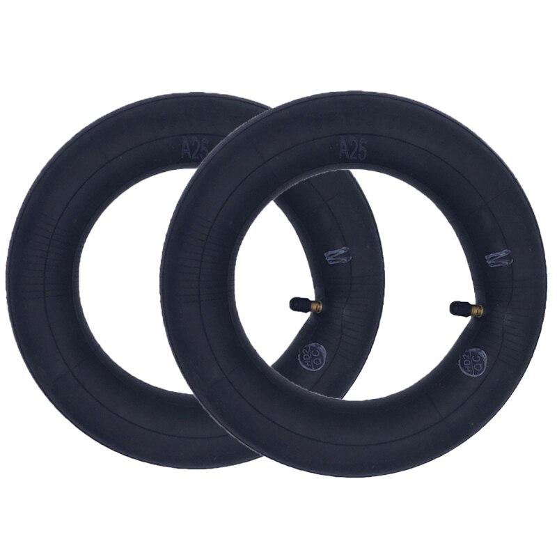 Más nuevo actualizado 2 piezas interior tubos neumáticos para Xiaomi Mijia M365 Scooter eléctrico 8 1/2x2 grueso Durable rueda neumático sólido