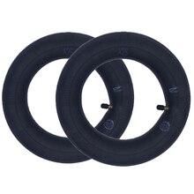 Новые Модернизированный 2 шт. камер пневматические шины для Xiaomi Mijia M365 электрический скутер 8 1/2×2 Прочный Толстый колеса сплошная шина