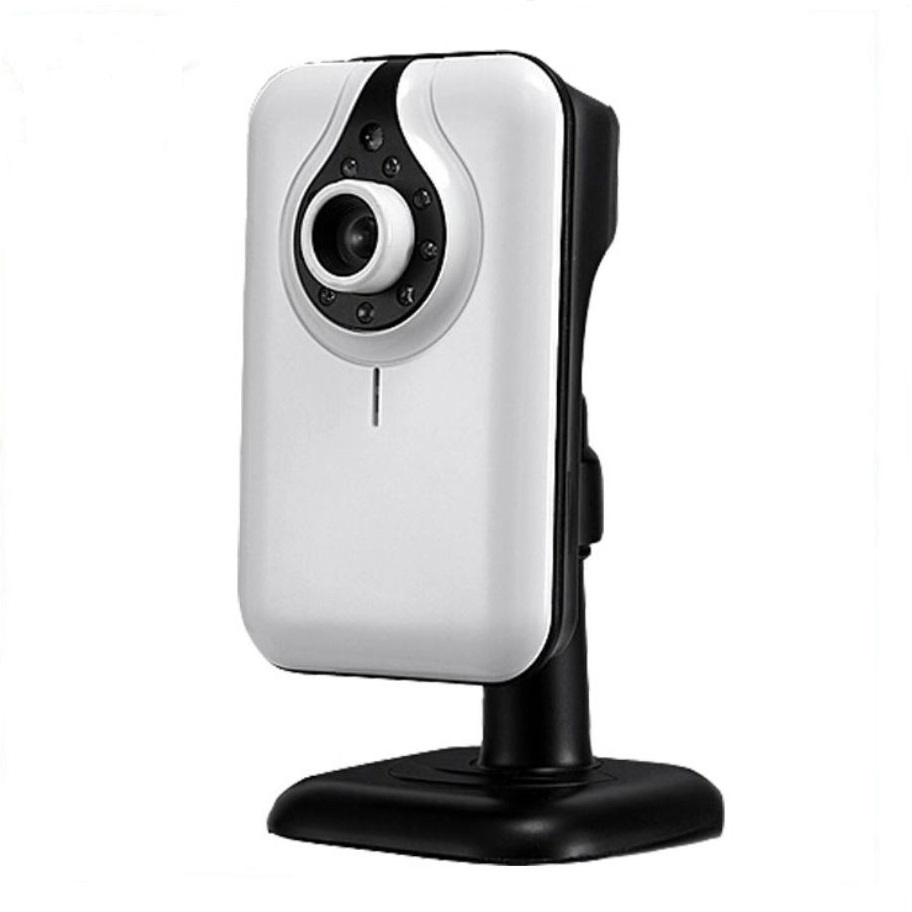 ФОТО New  Mini Wireless WiFi IP Camera 1.0 Megapixel ONVIF 720P HD P2P IR Night Vision Indoor CCTV Camera Control by Smart phone