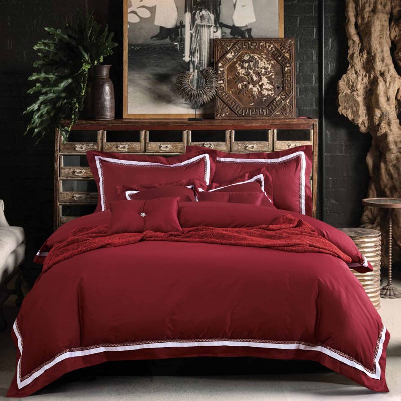 green product king queen home cover red sheet set santa textile duvet comforter wholesale merry best bedding bed size bedclothes claus christmas