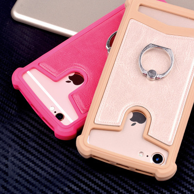 Soft Silicone Case for Highscreen Boost 3 SE / Boost 3 SE Pro Power Rage Stand Ring Cover FOR Highscreen Zera S (rev.S) / Spade