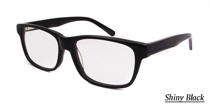 Black nerd frame